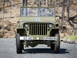 Willys, MB, 1942