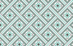 вектор, орнамент, узор, текстура, вышивка