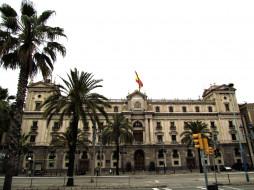 пальма, здание