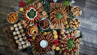 еда, разное, овощи, шашлык, колбаски