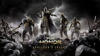 видео игры, for honor, for, honor, файтинг, шутер, action