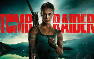 кино фильмы, tomb raider , 2018, alicia, vikander, tomb, raider, lara, croft