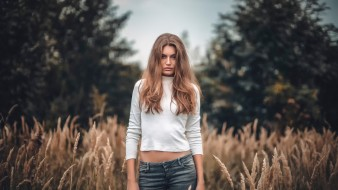 модель, Девушка