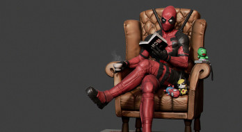 Дэдпул, Marvel, Deadpool