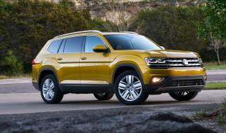 V6, Volkswagen, 2017, 4MOTION, Atlas