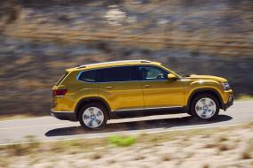 Atlas, 2017, 4MOTION, V6, Volkswagen