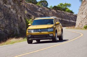 4MOTION, 2017, V6, Atlas, Volkswagen