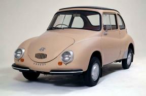 Subaru, 360, 1958