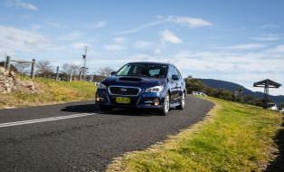 AU-spec, GT, 2016, Subaru, Levorg