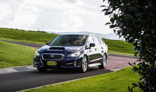 GT, Levorg, AU-spec, Subaru, 2016