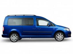 Maxi, Volkswagen, Caddy, 2010, AU-spec, 4MOTION
