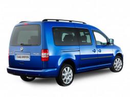 2010, 4MOTION, Maxi, AU-spec, Volkswagen, Caddy