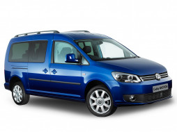 Caddy, Maxi, 2010, AU-spec, Volkswagen, 4MOTION