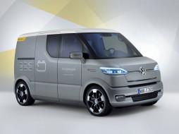 2011, Volkswagen, Concept, eT