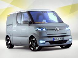 eT, Concept, 2011, Volkswagen