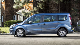 Transit, Ford, 2019, Wagon, Connect