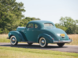 1939, Coupe, Business, King, Road, Plymouth