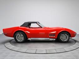 Convertible, 1969, Stingray, L46-350, Corvette