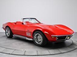 L46-350, Corvette, Convertible, 1969, Stingray