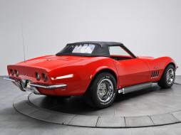 L46-350, Convertible, 1969, Stingray, Corvette