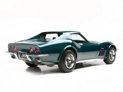 Corvette, Stingray, HP, 1971, 454-425, LS6, ZR-2