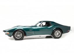 Corvette, 454-425, LS6, 1971, HP, ZR-2, Stingray