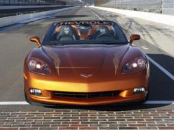 Convertible, Indy, 500, Pace, Car, 2007, Corvette