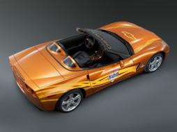 Pace, 500, Indy, Car, 2007, Convertible, Corvette