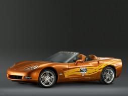 2007, Corvette, Convertible, Indy, Car, Pace, 500
