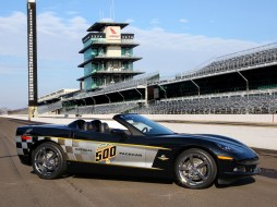 500, Indy, Anniversary, 2008, Pace, Car, 30th, Convertible, Corvette
