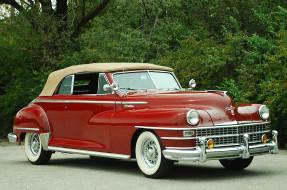Convertible, 1946, Windsor, Chrysler