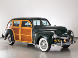 Chrysler, Town, Country, 1941