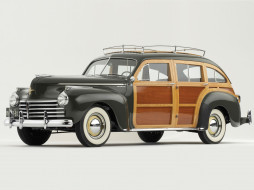 Country, Town, Chrysler, 1941