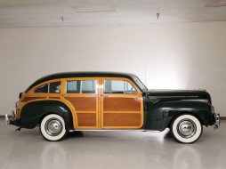Chrysler, Country, 1941, Town