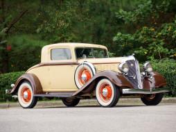 Coupe, Business, Royal, Chrysler, 1933