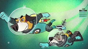 скафандр, собака, полет, 2018