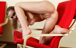 xxx, голая, красотка, модель, anna, mb, грудь, фон, взгляд, девушка