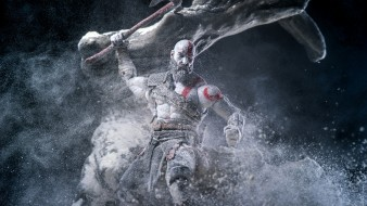 ролевая, action, God of War 2018