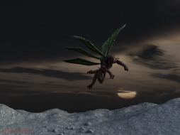 полет, dragon, дракон