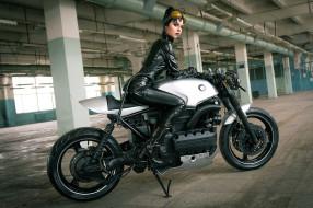 мотоциклы, мото с девушкой, polly, keoning