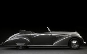 Astura, 4, Serie, Lancia, Cabriolet, Boneschi, 1938