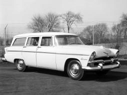 Belvedere, Plymouth, Suburban, Wagon, 1955