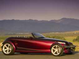 Concept, 1993, Plymouth, Prowler
