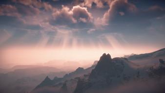 видео игры, horizon zero dawn, horizon, zero, dawn