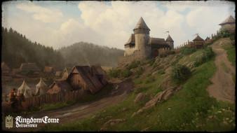 kingdom come,  deliverance, видео игры, пейзаж