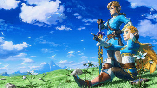 видео игры, the legend of zelda,  breath of the wild, the, legend, of, zelda, breath, wild, action, адвенчура