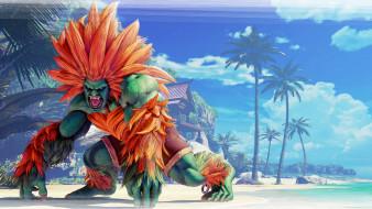 файтинг, action, Street Fighter V