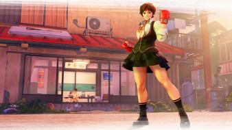 Street Fighter V, action, файтинг