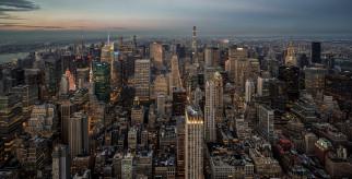 Манхэттен, Manhattan, Нью-Йорк, New York