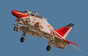 mcdonnell douglas t-45c goshawk, авиация, боевые самолёты, ввс